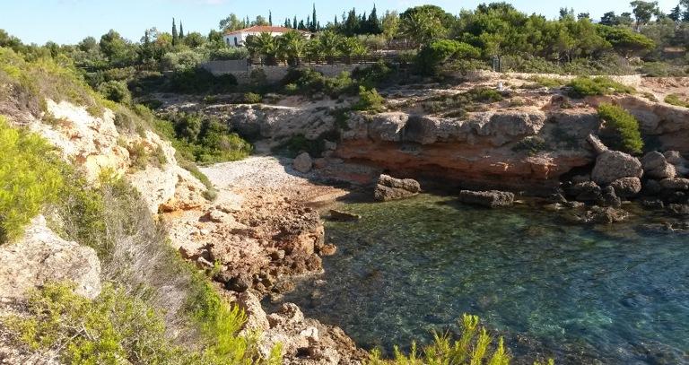 Cala Cementiri Ametlla de Mar