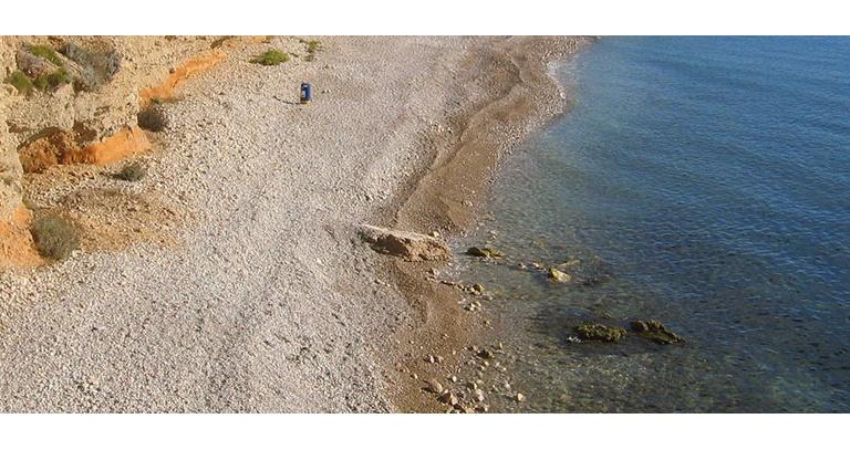 playa de les llanetes para perros en Vinarós