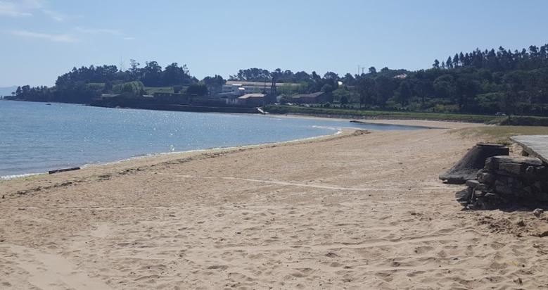 playa para perros en A pobra do caramiñal